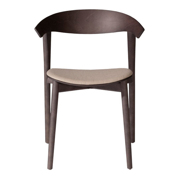 Nix 230T Dining Chair - Seat Upholstered