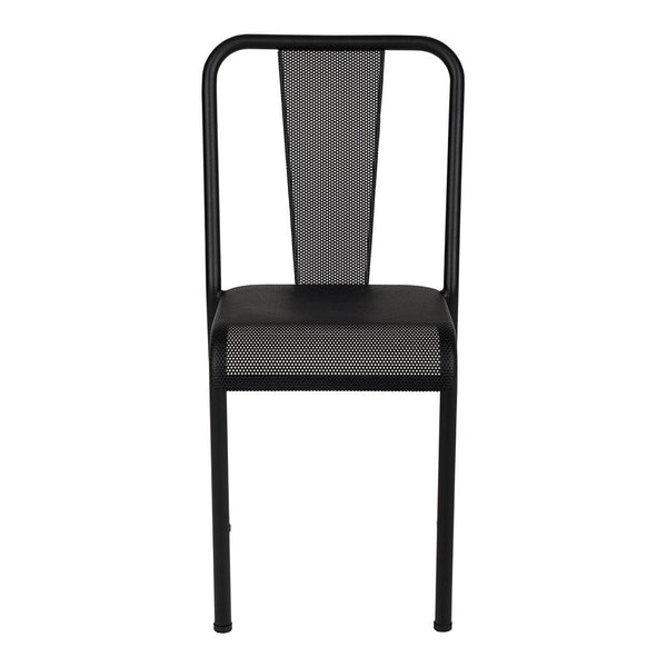 Tolix T37 Dining Chair - Perforated - Indoor