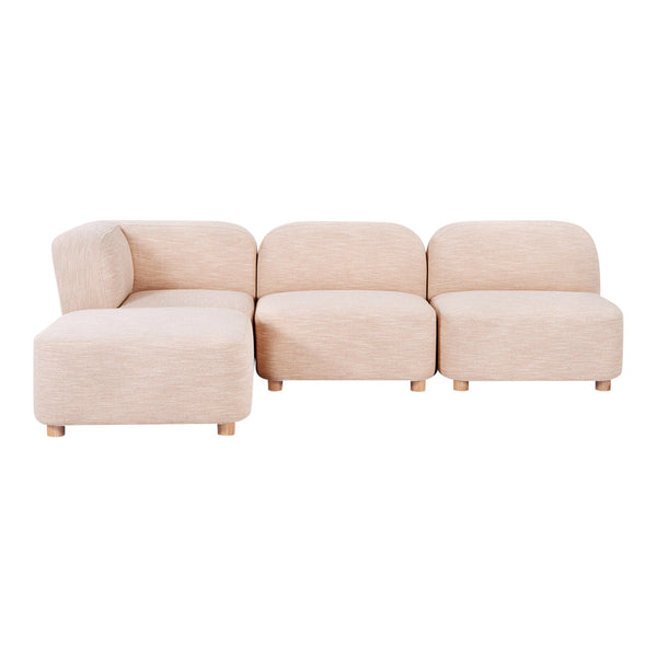 Circuit Modular 4-Piece Sectional Sofa