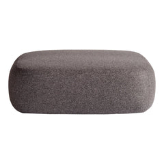 Corral Pebble Ottoman - Large - Divina Melange 2 - 170