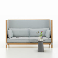 Cyl Sofa Highback - Fabric