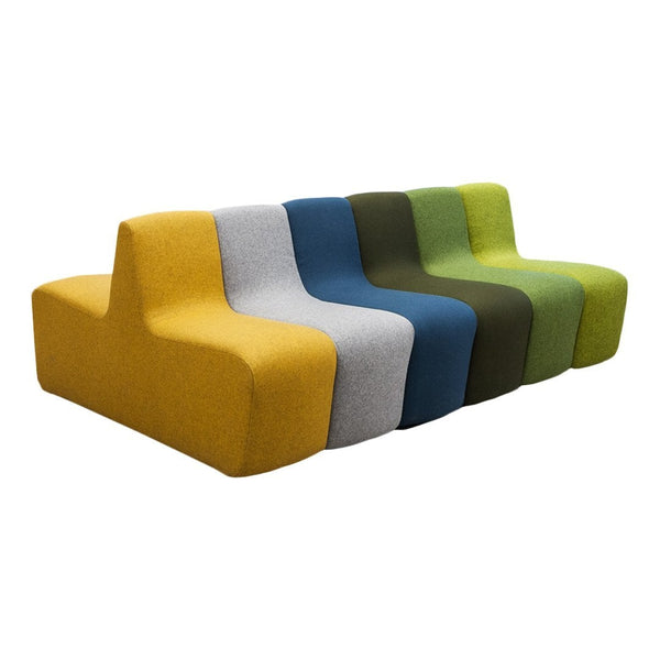 Dilim Double Sided Sofa