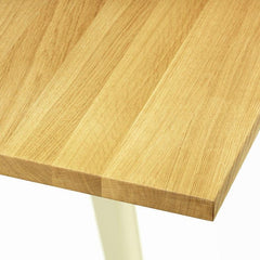EM Table in Solid Wood