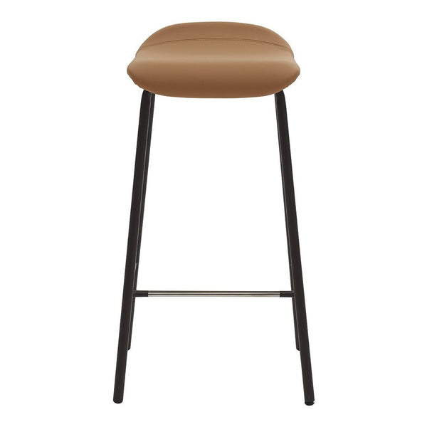 Feather Bar/Counter Stool - Upholstered