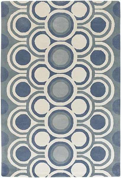 Fresca 4529 Rug - Blue/Cream/Grey