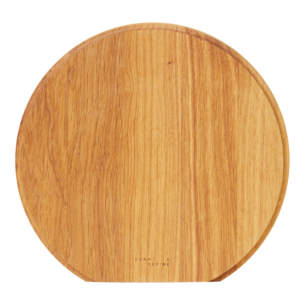 Section Cutting Board - Round