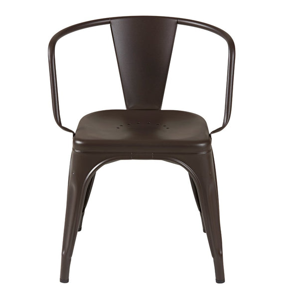 Tolix AC16 Dining Armchair - Outdoor