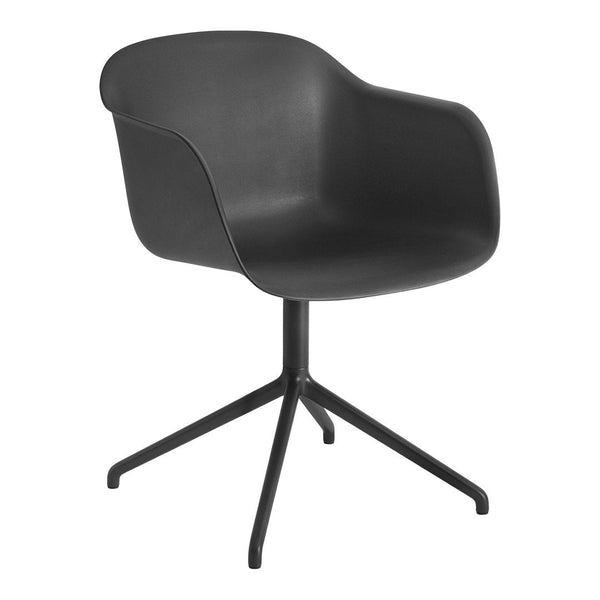 Fiber Armchair - Swivel Base w/o Return