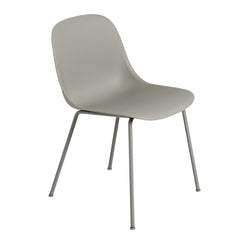 Fiber Side Chair - Tube Base, Grey - 10% Off