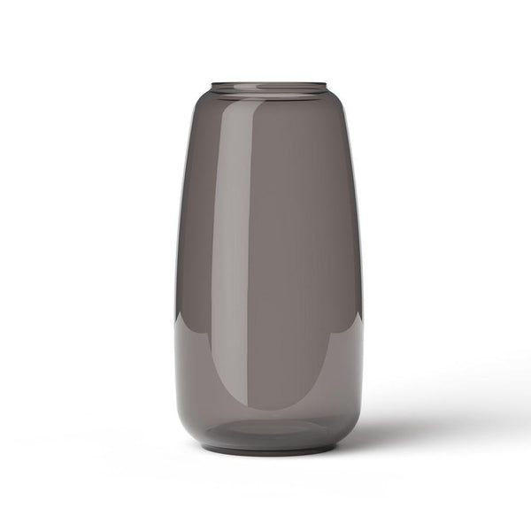 Form 130 Vase - LP Smoke / 6.9 h - Showroom