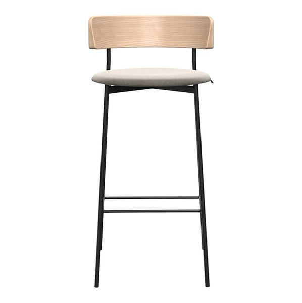 Friday Bar Stool - Upholstered