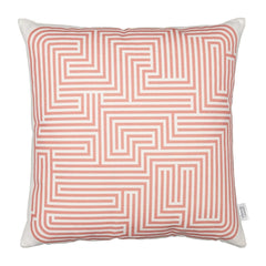 Girard Graphic Print Pillows - Maze