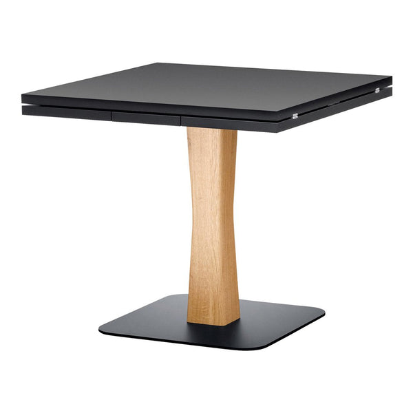 Gualtiero Medium Extendable Dining Table w/ Lacquered Top