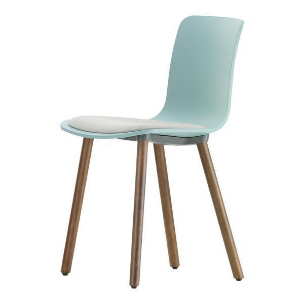 HAL Chair - Wood, Upholstered