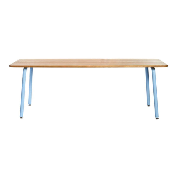 Hectic Cafe Table - Solid Natural White Oak