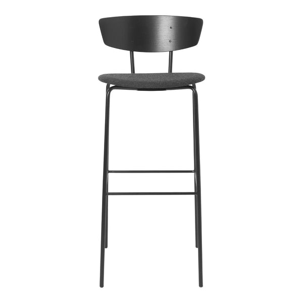 Herman Bar Chair - Seat Upholstered
