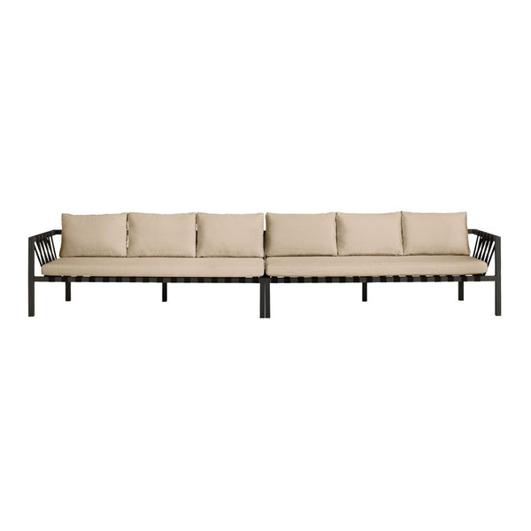 Jibe Outdoor Extra Long Sectional