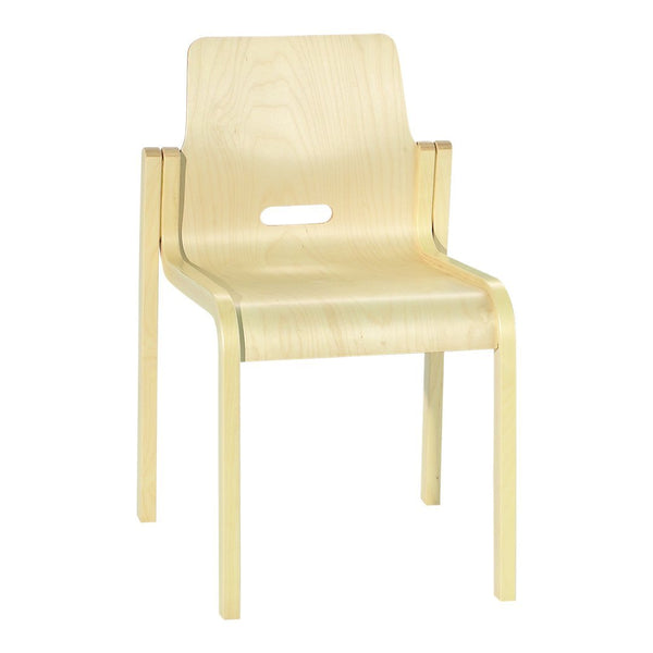 Kari 3 Chair Unupholstered