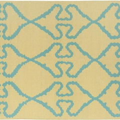 Lima 25738 Rug - Yellow/Blue