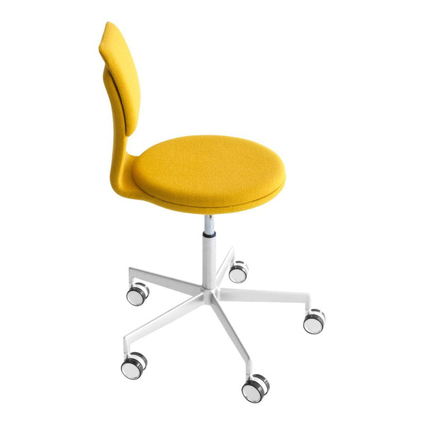 Lab Office Chair - Swivel Base, Adjustable