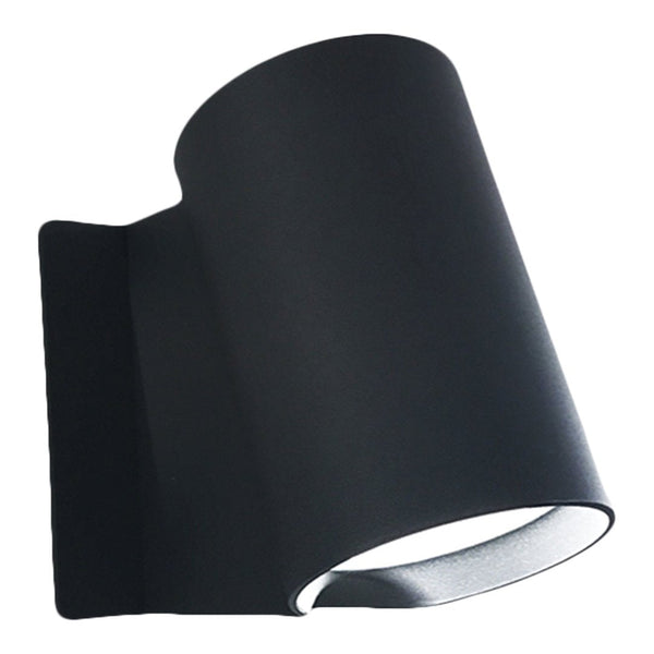 Oblique LED Outdoor Wall Light