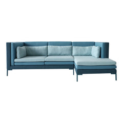 Layer Sectional Sofa w/ Chaise Longue