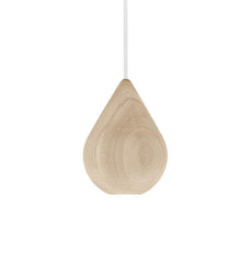 mater Luiku Drop Wood Pendant - No Shade