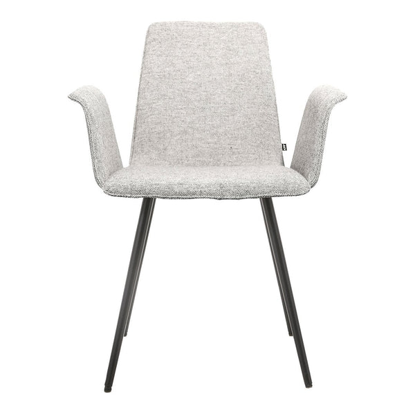Maverick Armchair - Steel Frame, Upholstered