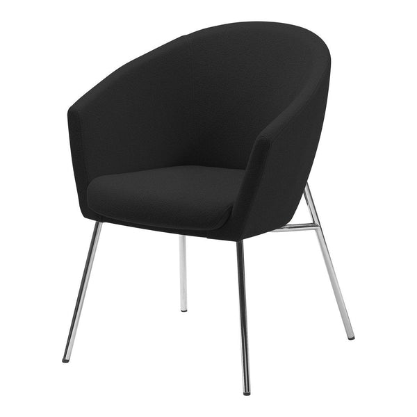 Megan Lounge Chair - 4 Legs
