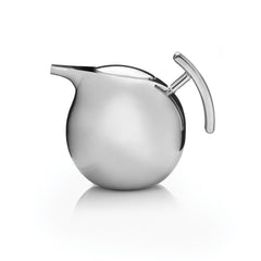 Nambe Kurl Tea Pot with Infuser