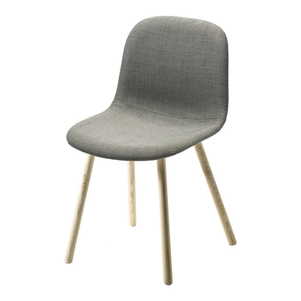 Mani Chair - Wood Legs - Upholstered