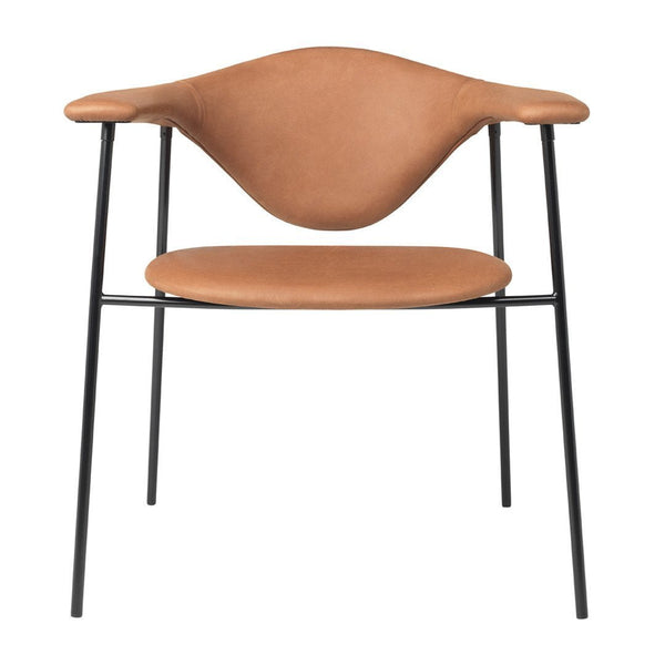 Masculo Dining Chair - 4 Legs
