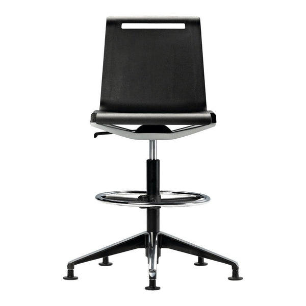 MIT Drafting Chair - Gas Lift, Swivel Base