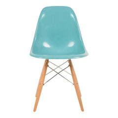 Fiberglass Side Shell Chair - Dowel Base