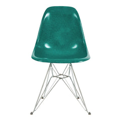 Fiberglass Side Shell Chair - Eiffel Base