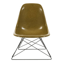 Fiberglass Side Shell Chair - Low Rod Base