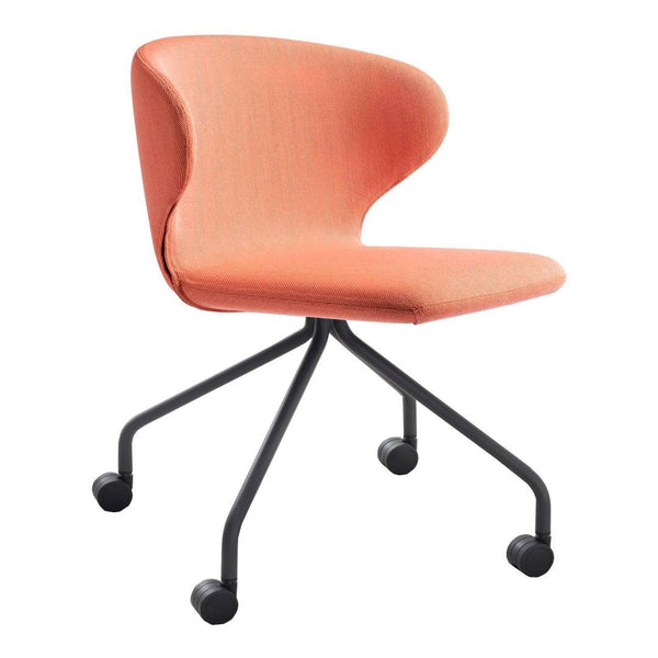 Mula Swivel Chair - Upholstered