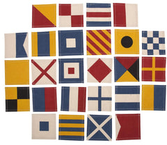 Flags Coaster Set