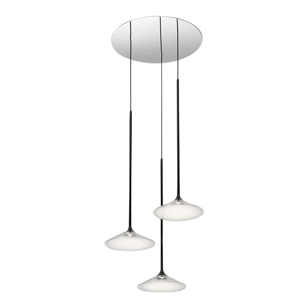 Orsa 21 Chandelier Suspension Light
