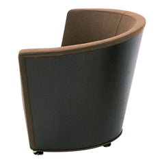 Parentesi Light Chair - Wengé Backrest