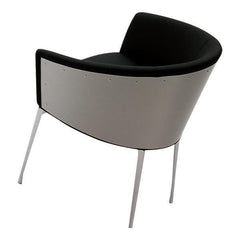 Parentisi Light Chair - Metal Backrest