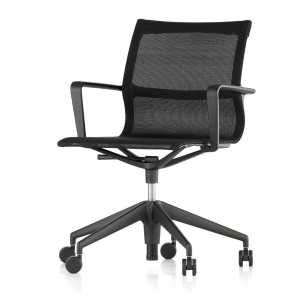 Physix Studio Chair - Deep Black Frame