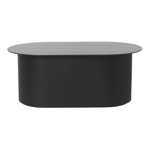 Podia Oval Coffee Table