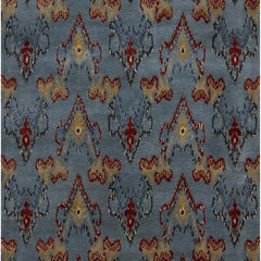 Rupec 39621 Rug - Blue/Red/Gold/Taupe