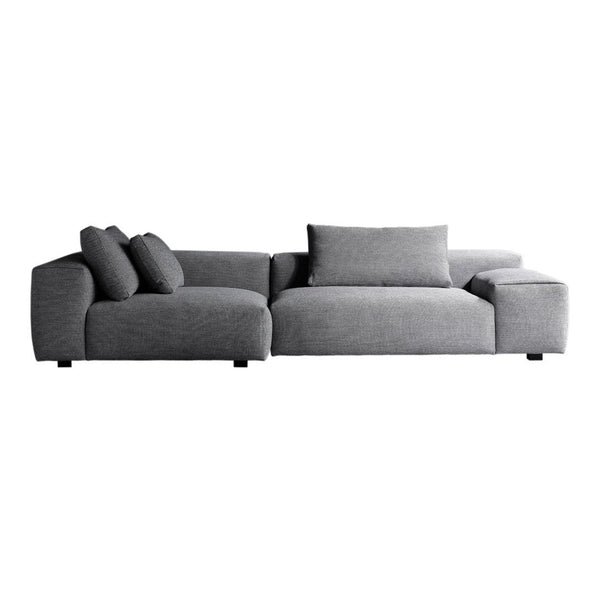 Raft Modular Sofa w/ High & Low Arms