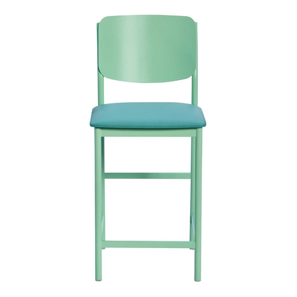 Resto Bar / Counter Stool - Seat Upholstered