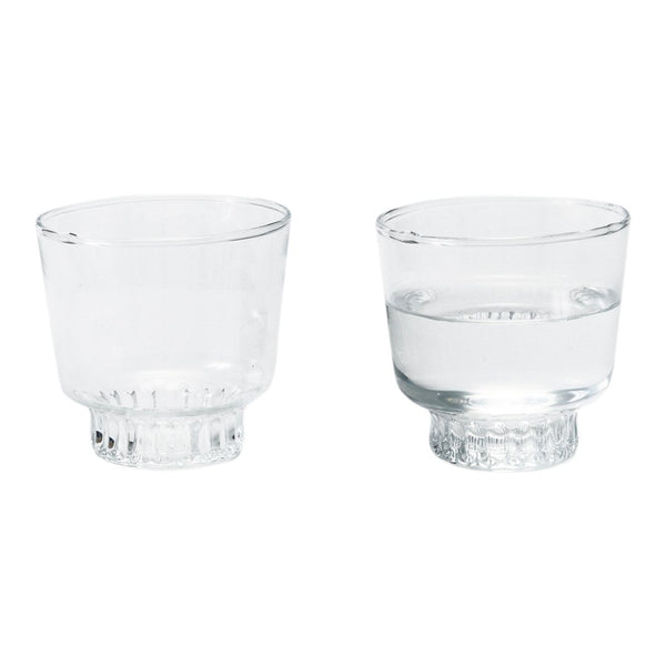 Ridge Kitchen Glasses - Set of 2