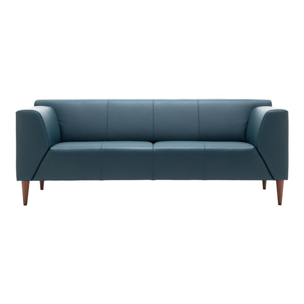 "318 Linea 173/194 Sofa - Wood Legs (16.9"" SH)"