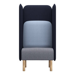August Sound-Absorbing Armchair - Tall Back