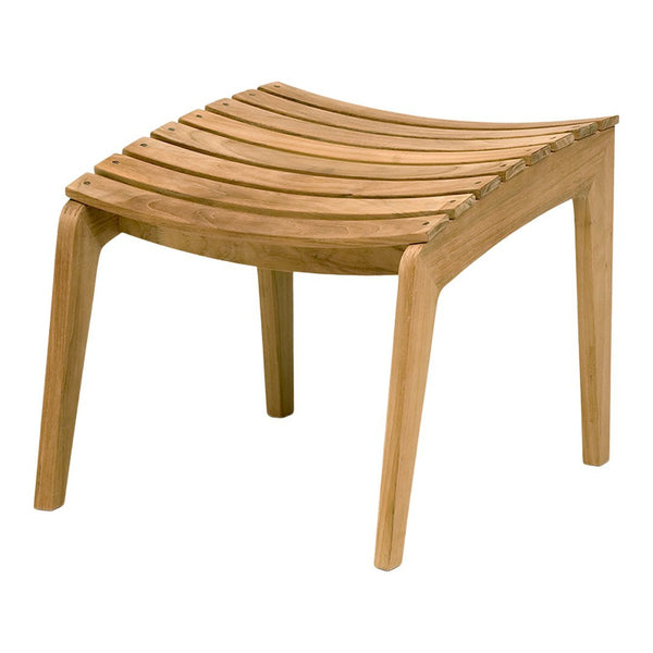 Regatta Teak Lounge Footstool